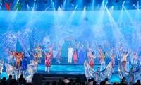 Lebhaftigkeit des Karnevals Halong 2019