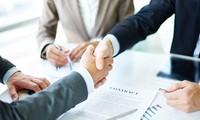 Förderung der Zusammenarbeit und Verbindung der Unternehmen aus dem Im- und Ausland