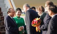 Weitere Aktivitäten von Premierminister Nguyen Xuan Phuc in Russland