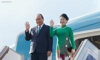 TASS macht Interview mit Premierminister Nguyen Xuan Phuc