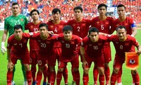 Freundschaftsfußballturnier King's Cup 2019 in Thailand