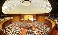 Parlament diskutiert Entwürfe der geänderten Gesetze zur Organisation der Regierung und zur Organisation der Lokalbehörd