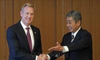Japan und USA fördern Zusammenarbeit in Weltraum und Cyberspace
