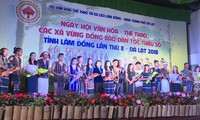 Bewahrung und Entfaltung der Kultur der verschiedenen Völker in Vietnam