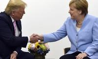 G20-Gipfel: US-Präsident Donald Trump lobt Handelsbeziehung mit Deutschland