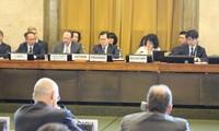 Vietnam fördert Diskussionen im Rahmen der Genfer Abrüstungskonferenz