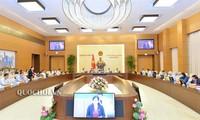 Eröffnung der 35. Siztung des Ständigen Parlamentsausschusses