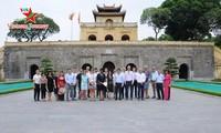 UNESCO-Vertreter besucht das Weltkulturerbe Thang-Long-Zitadelle