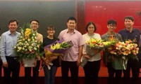 Alle vier vietnamesische Schüler gewinnen Medaillen bei der internationalen Biologie-Olympiade