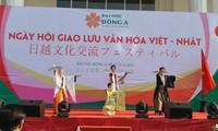 Vietnamesisch-japanisches Kulturaustauschfest in Danang