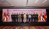 Sitzung zur Vorbereitung auf 52. ASEAN-Außenministerkonferenz