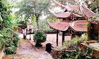 Die Pagode Doi Son in der Provinz Ha Nam