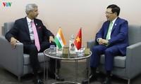 Indien will mit Vietnam bei der Ölerschließung im Ostmeer weiterhin zusammenarbeiten