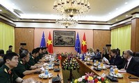 Vietnam und EU fördern Frieden durch multilateralen Ansatz