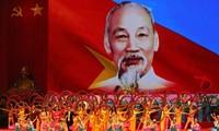 """Sonderprogramm """"Letzte Ratschläge von Präsident Ho Chi Minh"""""""