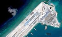 中国公然向越南十字礁派运输机