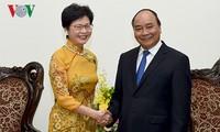 中国香港企业希望投资越南