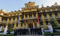 越南外交部总部大楼被承认为国家级遗产