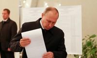 俄罗斯国家杜马选举初步结果揭晓