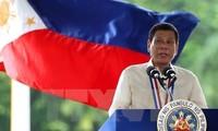 菲律宾总统杜特尔特即将访越