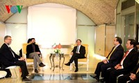 陈大光会见意大利民主党、重建共产党和共产党领导人