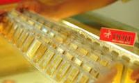 越南黄金价格微跌