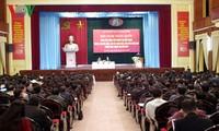加强对外宣传工作  提高越南外交的地位和形象
