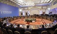 阿斯塔纳叙利亚和谈:就停火协议的执行监督机制达成共识