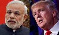 美国与印度承诺合作打击恐怖主义