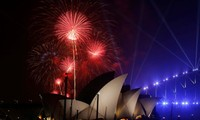 澳大利亚悉尼市举行2017年丁酉春节迎春活动
