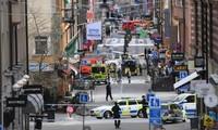 瑞典发生恐怖袭击 十九人死伤