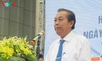 打击毒品行动月响应集会在北江省举行