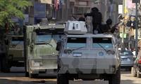 埃及新建的中东地区最大军事基地启用