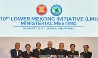 东盟与十个伙伴方通过合作大方向