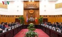 越南与柬埔寨加强所有领域合作