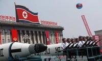 韩国承诺采取外交措施推动朝鲜半岛无核化