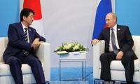 日本与俄罗斯同意在朝鲜问题上密切合作