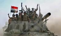 """伊拉克有关力量在打击""""伊斯兰国""""行动中取得多项胜利"""
