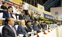 2017年HDBank杯东南亚室内五人制足球锦标赛开幕