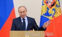 俄罗斯总统选举:俄中央选举委员会核准选票内容
