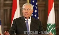 美国国务卿蒂勒森希望朝鲜与其对话