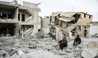叙利亚政府军为攻击东古塔做准备