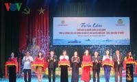 越南海洋岛屿展在山萝省举行