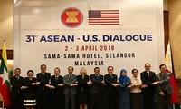 东盟与美国强调战略伙伴关系的重要性