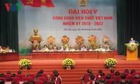 越南事业编制人员工会大会举行
