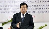 郑庭勇出席越南工贸部与韩国三星集团合作培养越南咨询专家计划启动仪式