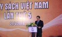 第5次越南图书日开幕