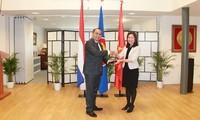 越南驻荷兰大使吴氏和担任东盟驻海牙委员会轮值主席职务