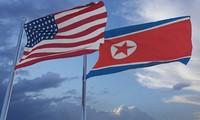 特朗普总统:美朝首脑会晤将于6月12日在新加坡举行