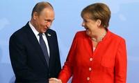 俄罗斯、德国、法国和英国重申维护伊核协议